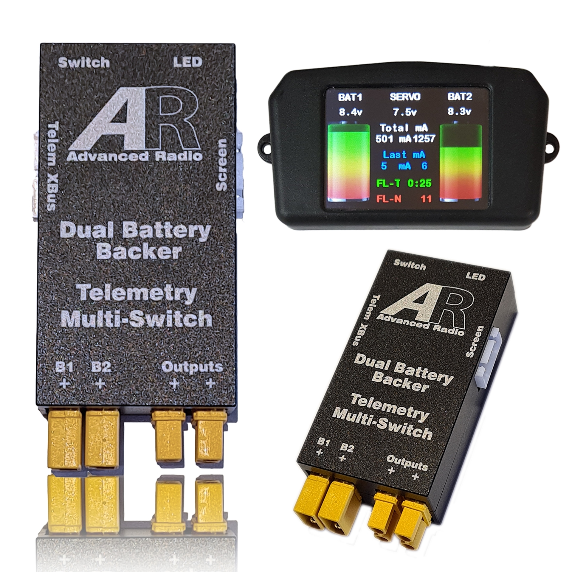 Picture for category AR Digital Switches